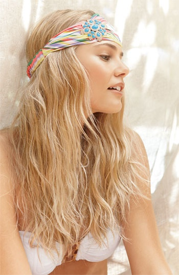 Just bought this head wrap yesterday. Can't wait to show it off in the Spring!