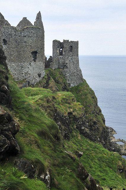 Dunluce Castle, Northern, Ireland