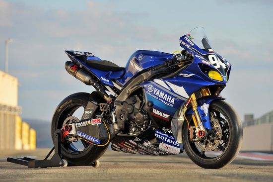 Yamaha Endurance Racer