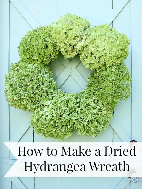 How to Make a Dried
