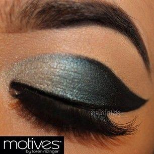 cut crease #eye #makeup