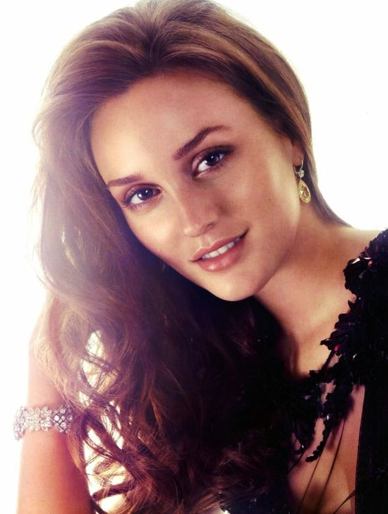 Leighton Meester, my favorite young actress!