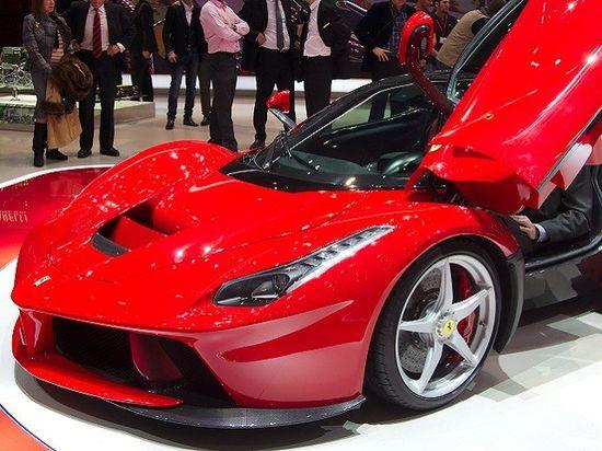 Ferrari La Ferrari Hyper CarZ Sports Cars