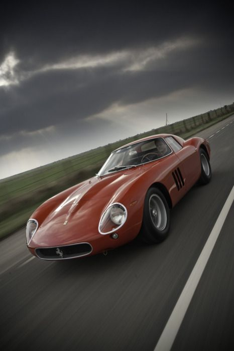 1963 Ferrari 250 GTO 2 #cars #engines #dream cars #dream engines #motors