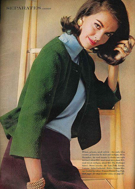 August Vogue 1961
