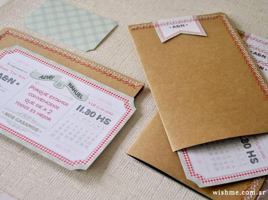 #custom and #handmade #invitation #invitaciones de #boda #wedding #stationery #wish