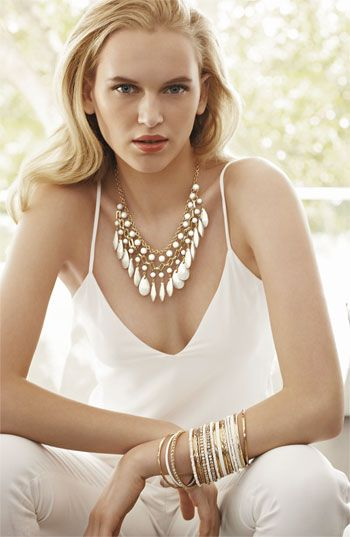 Cara Accessories Statement Necklace