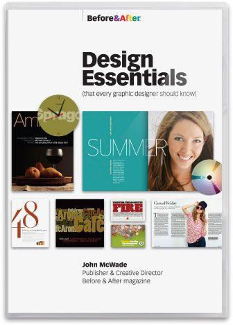 Design Essentials   (that every graphic designer should know)