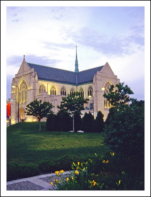 Central Lutheran in Minneapolis, Minnesota, USA
