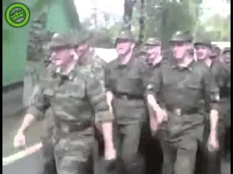 (video on You Tube) Russian Army Sings Spongebob Squarepants theme song  www.youtube.com/... #Funny #Weird