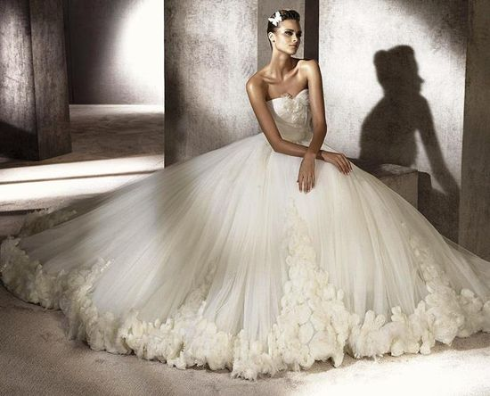 Wedding gown idea