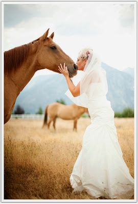 Equestrian themed wedding ideas