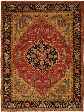 Harounian handmade rug $insane