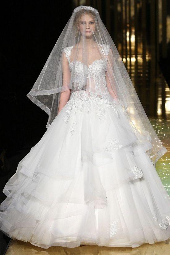Mireille Dagher  Haute Couture S/S 2013