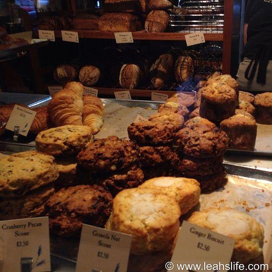 Baked Goods @ Seven Stars Bakery