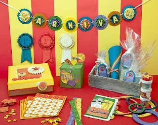 Great ideas for a carnival-themed party! #CTMH #Party
