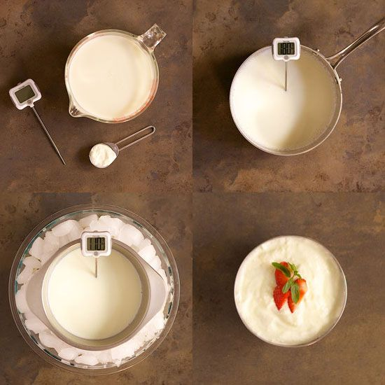 Homemade yogurt is better than store-bought and easy to make. Our homemade yogurt recipe will turn you into a yogurt making pro in no time.