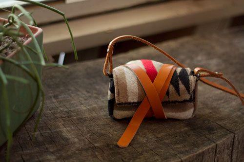 DIY Wool Camera Wrap by designsponge #Camera_Accessories #designsponge