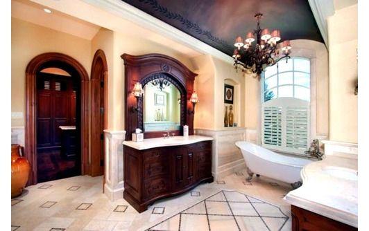 bathroom design idea - Home and Garden Design Idea's