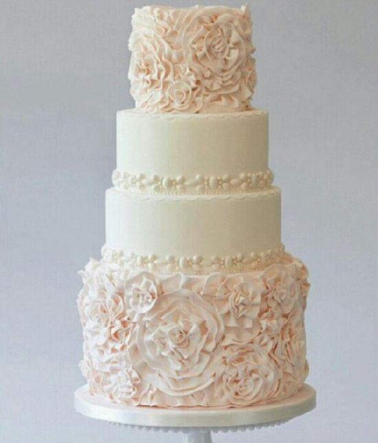 My wedding cake.