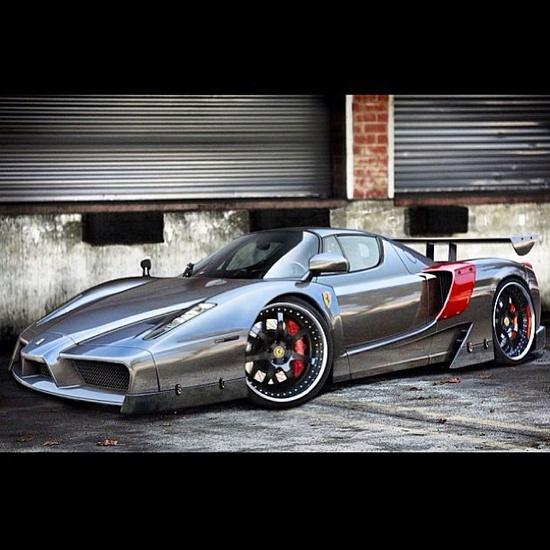 Ferrari Enzo!