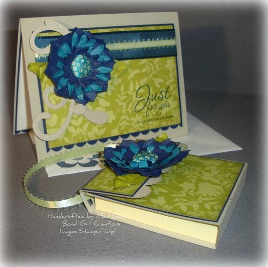Handmade gift set