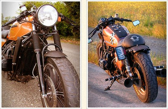 78 Honda Goldwing Cafe Racer -'Vyper' - Pipeburn - Purveyors of Classic Motorcycles, Cafe Racers & Custom motorbikes
