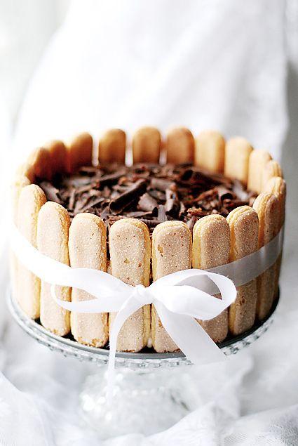 Call me cupcake!: Tiramisu!