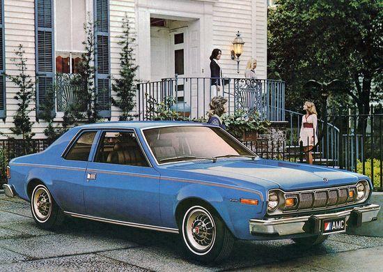 1976 American Motors Hornet 2 Door Sedan
