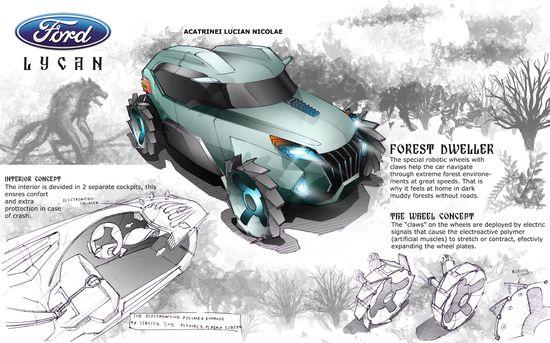 Car design mini portfolios: mistakes to avoid.