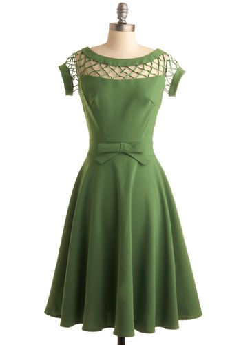i heart 50's style dresses