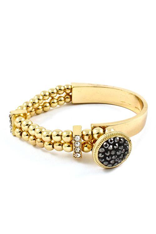 Black Diamond Mia Bracelet