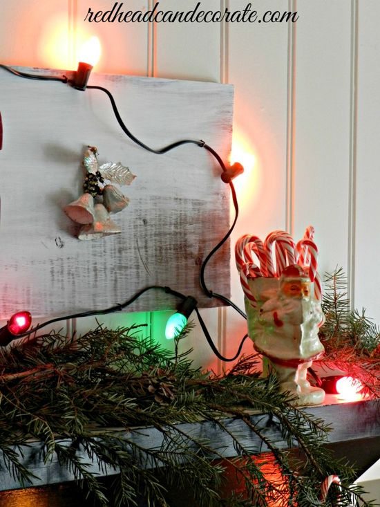 Vintage Christmas Decor Ideas