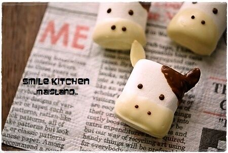 cow marshmallow