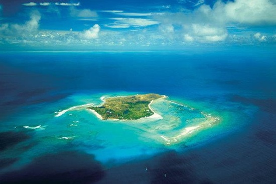 Necker Island (british virgin islands)