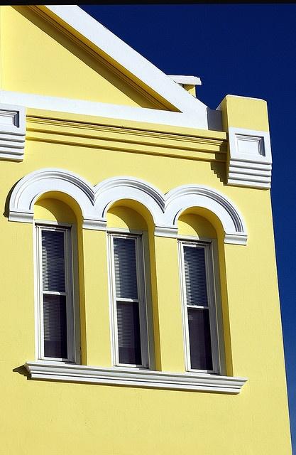 bermuda yellow
