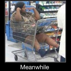 Funny People Of Walmart - Pic 10