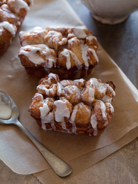 Cinnamon Sugar Messy Bread