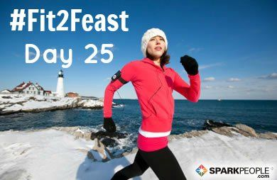 Happy Monday, everyone! Welcome to Day 25 of our #Fit2Feast challenge. Just a few days left to go!! How will you be getting in your 10 minutes of #fitness today? Let's finish out strong!