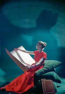 Vogue 1944 - Cecil Beaton.