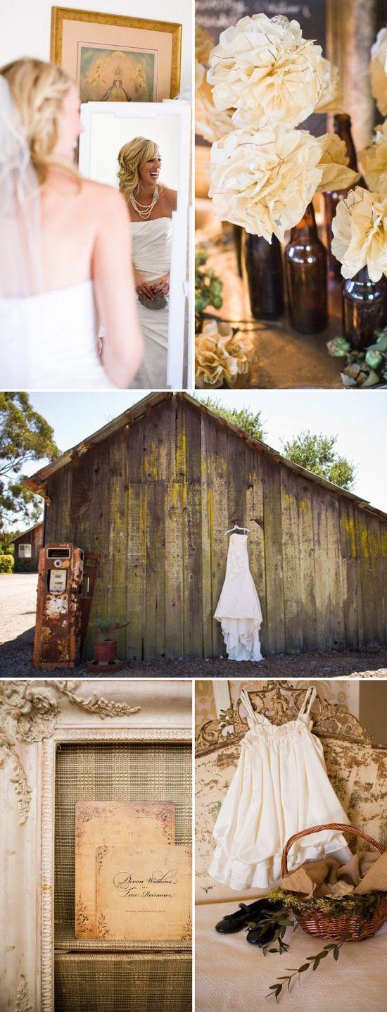 Dream Country Wedding