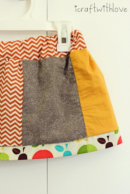 icraftwithlove: DIY Skirt