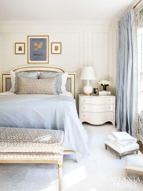 Suzanne Kasler's Master Bedroom