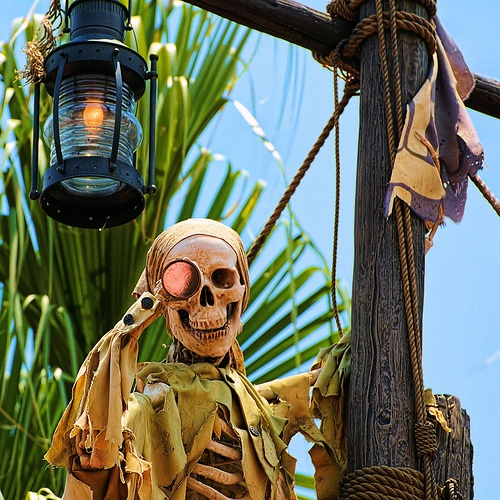Disney - Pirates of the Caribbean I See You by Express Monorail, via Flickr