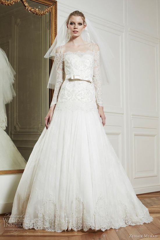 Zuhair Murad Wedding Dresses Fall/Winter 2013 Bridal Collection