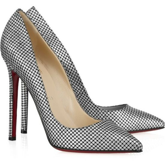 Christian Louboutin Polka-Dot Pumps ???