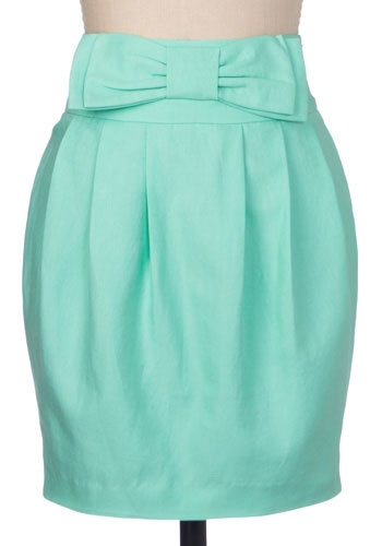 obsessed with this skirt!
