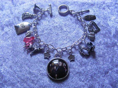 the originals handmade charm bracelet
