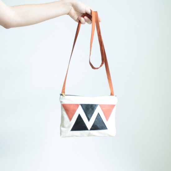 Bag - leather