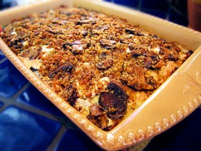 Gluten-Free Turkey Tetrazzini Recipe- Gluten and Dairy Free